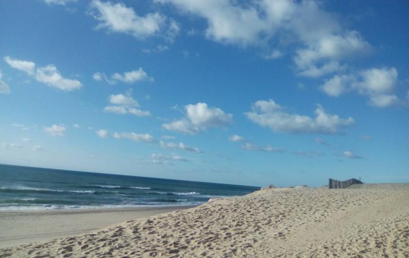 Location de vacances - Villa à Hourtin - A l'océan
