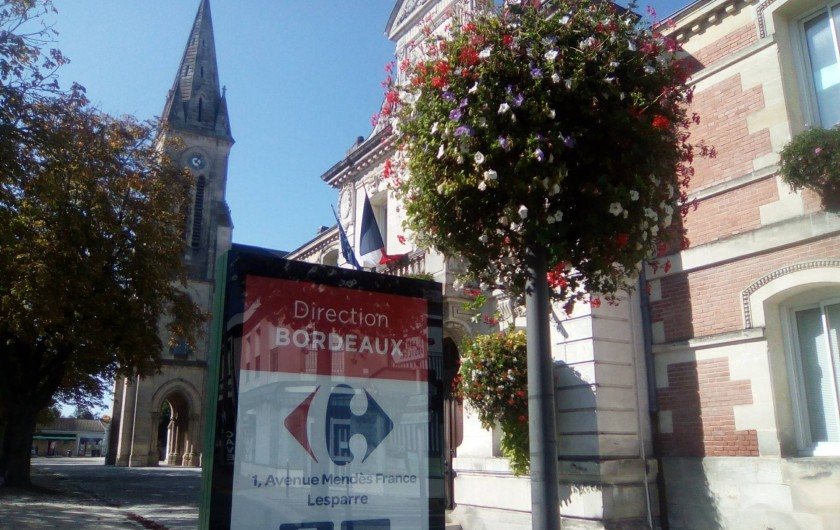 Location de vacances - Villa à Hourtin - Au Bourg