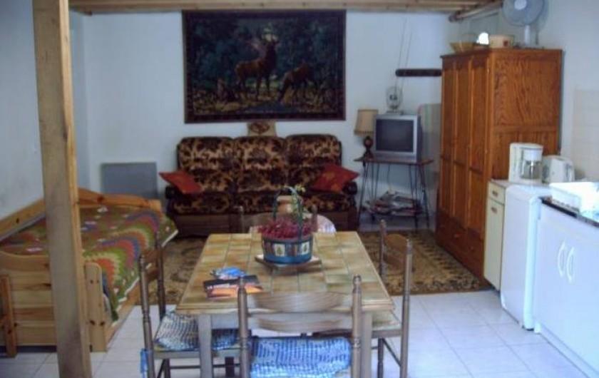 Location de vacances - Villa à Raveau