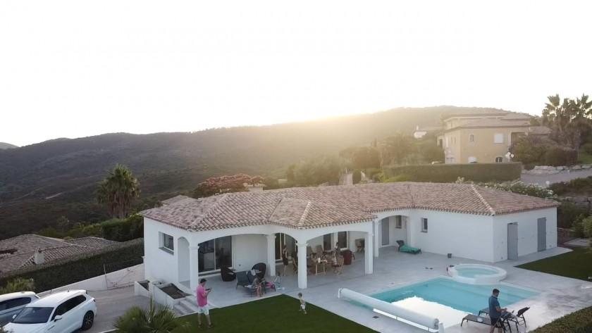 Location de vacances - Villa à Les Issambres