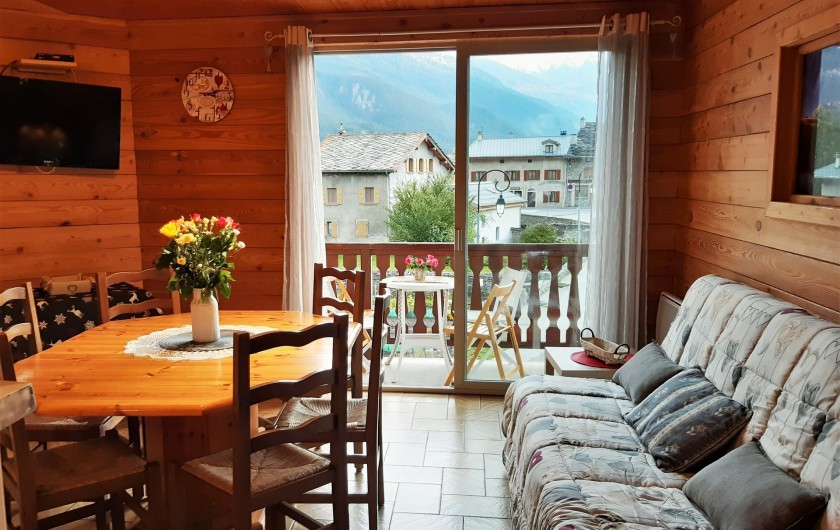 Location de vacances - Appartement à Termignon - Appartement Pin Cembro