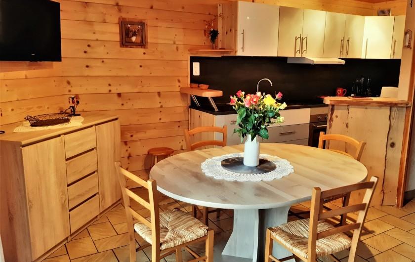 Location de vacances - Appartement à Termignon - APPARTEMENT EPICEA
