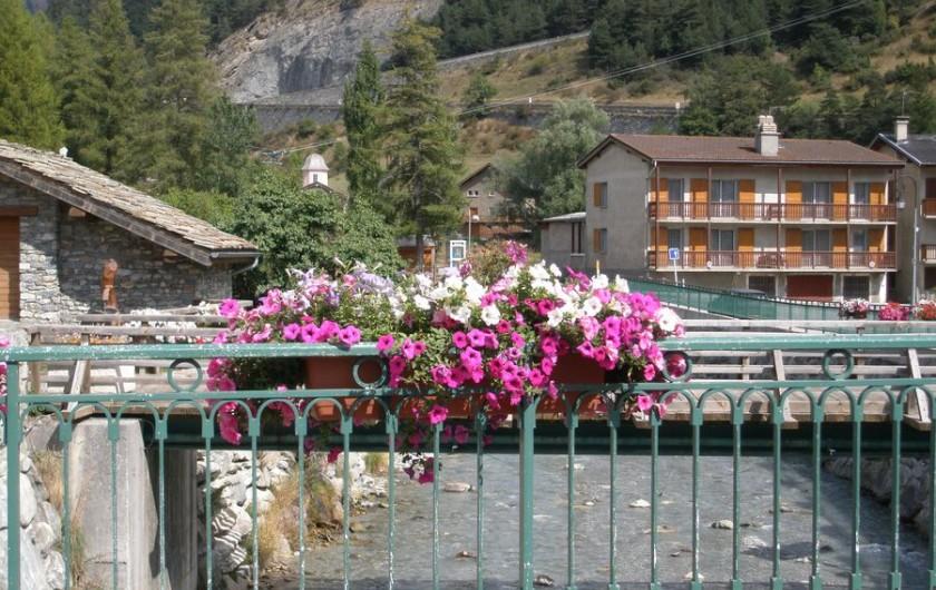 Location de vacances - Appartement à Termignon