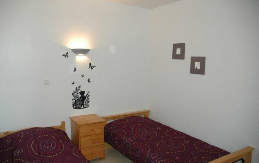 Location de vacances - Appartement à Bauduen