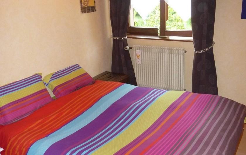 Location de vacances - Appartement à Saint-Martin - Chambre double