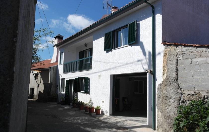 Location de vacances - Villa à Viseu - devant  maison