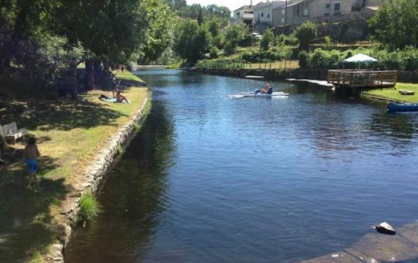 Location de vacances - Villa à Viseu - Rivière q 15km de la maison