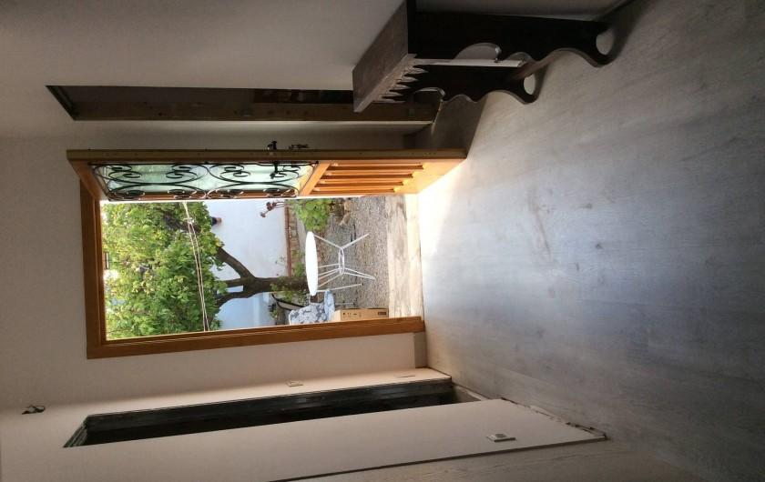 Location de vacances - Villa à Miami Platja - Sortie au jardin privé