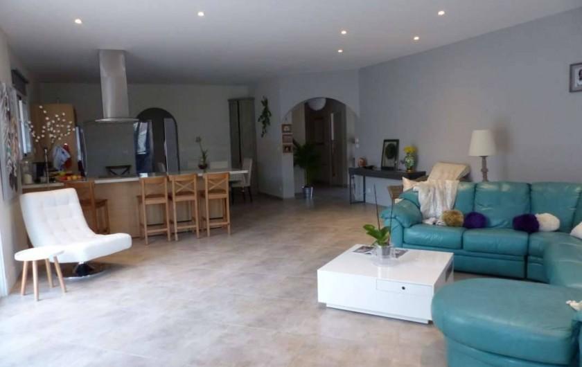 Location de vacances - Villa à Sérignan