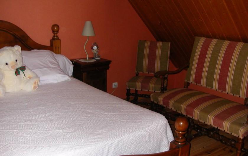 Location de vacances - Gîte à Martel - Chambre 1 (Grange 1)
