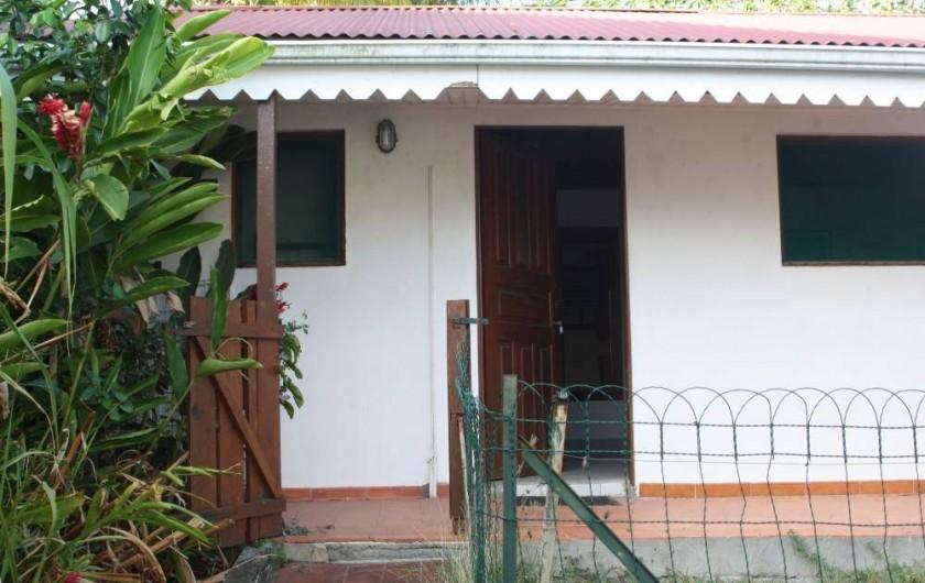 Location de vacances - Maison - Villa à Schoelcher