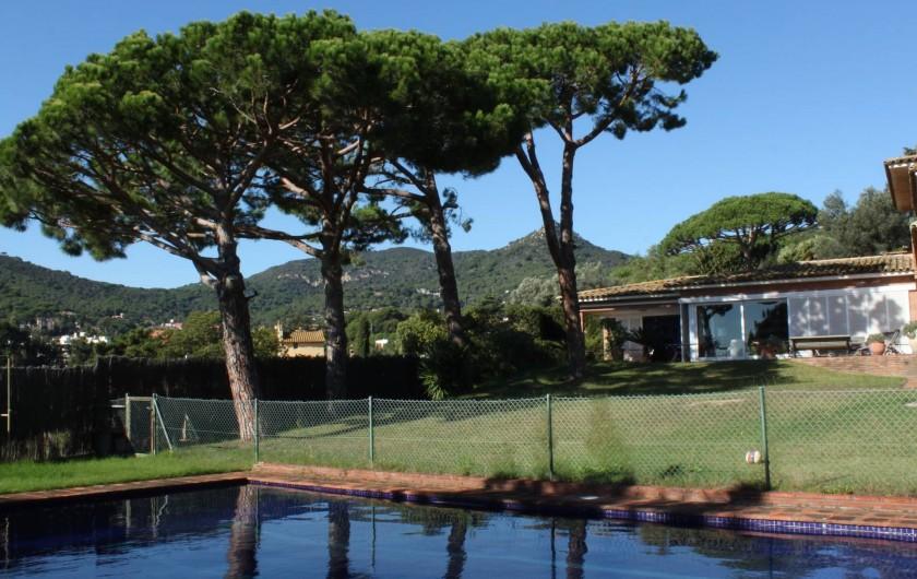 Location de vacances - Villa à Cabrera de Mar
