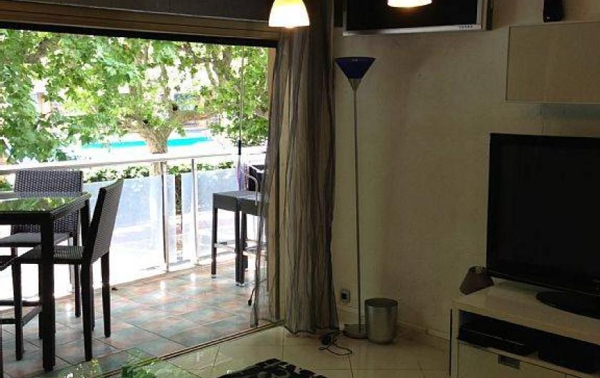 Location de vacances - Studio à Fréjus Plage