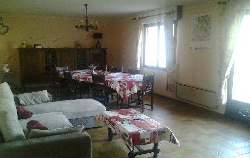 Location de vacances - Gîte à Maison-Ponthieu