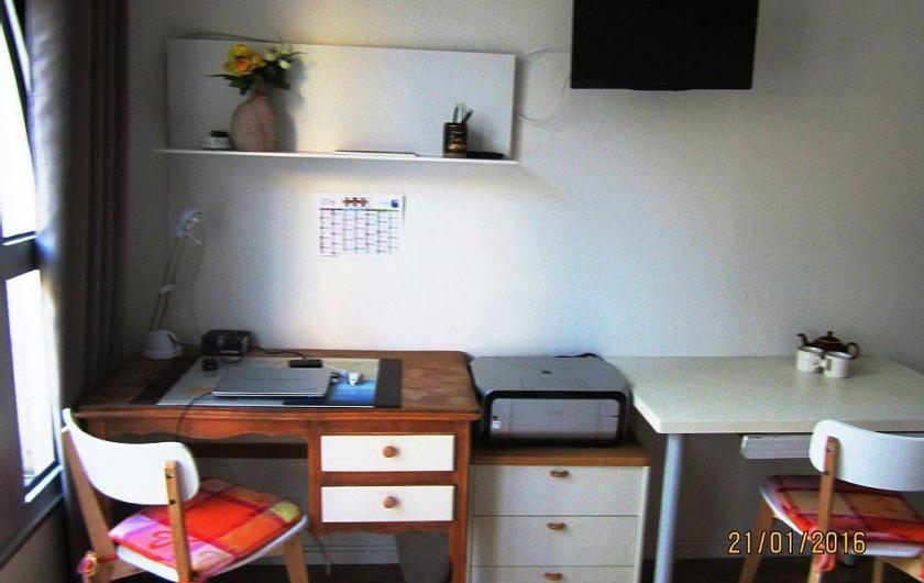 Location de vacances - Studio à 15e Arrondissement - séjour