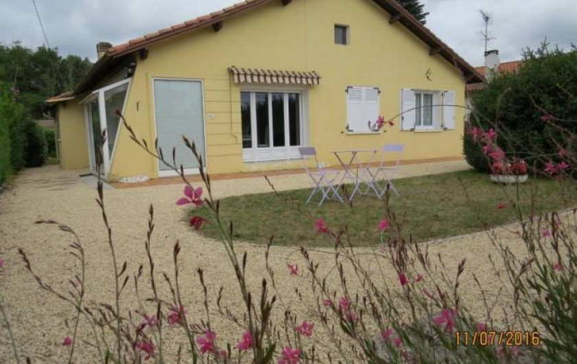 Location de vacances - Gîte à Casteljaloux