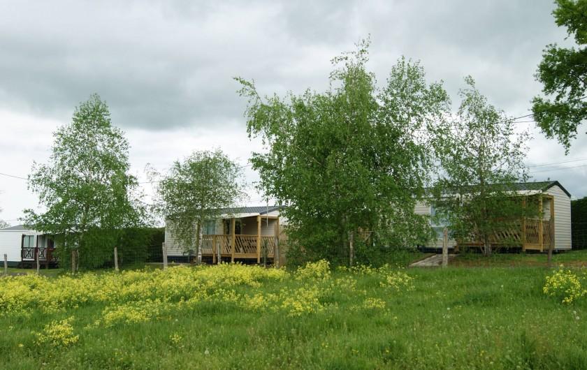 Location de vacances - Bungalow - Mobilhome à Vigeois