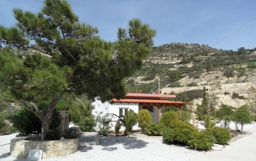 Location de vacances - Villa à Agia Fotia