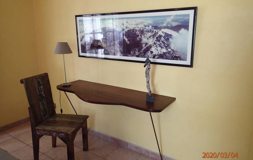 Location de vacances - Villa à La Saline-Les-Bains - Chambre 01