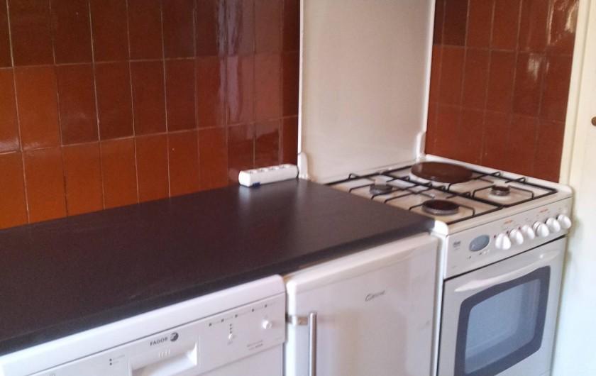 Location de vacances - Maison - Villa à Collioure - cuisine