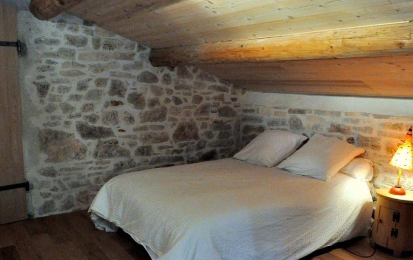 Location de vacances - Mas à Barjac - chambre n°3