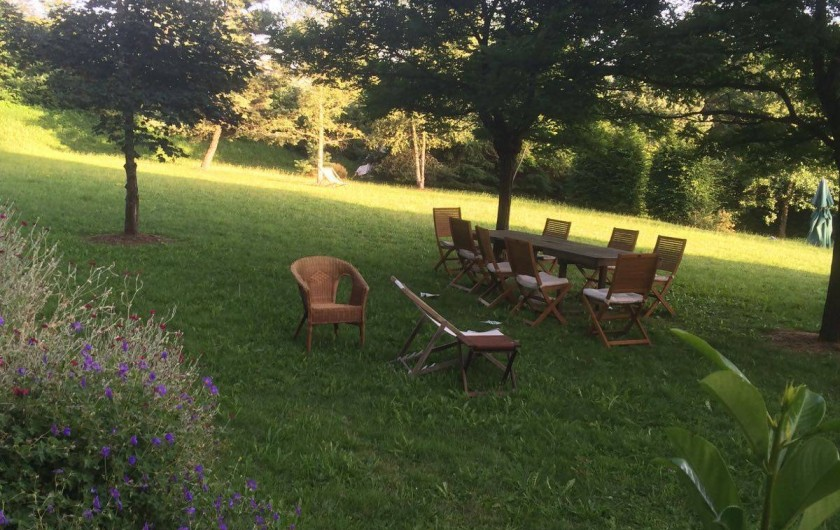 Location de vacances - Maison - Villa à Le Chambon-sur-Lignon