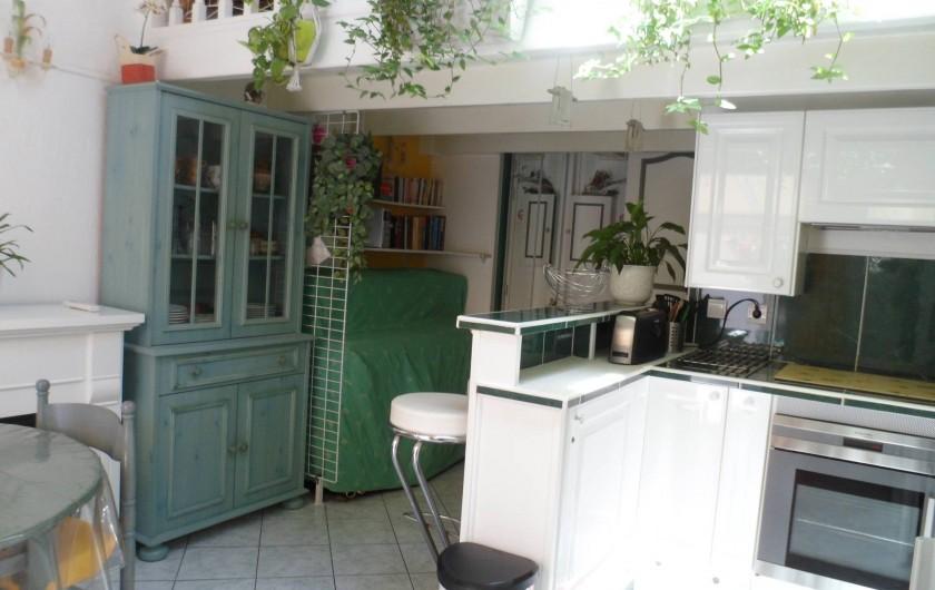 Location de vacances - Villa à Sausset-les-Pins