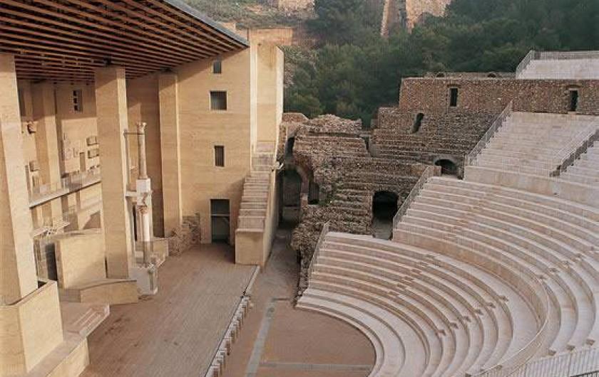 Location de vacances - Appartement à Canet d'en Berenguer - SAGUNTO à 5 minutes - Théatre Romain - Fortifications Romaines, Arabes ...