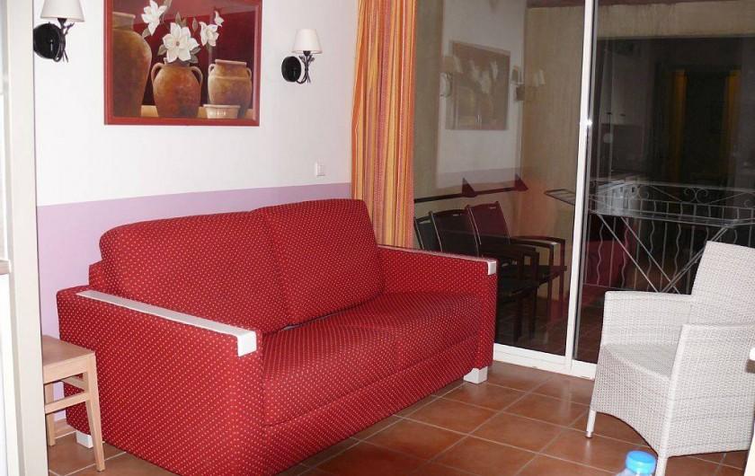 Location de vacances - Appartement à Mallemort