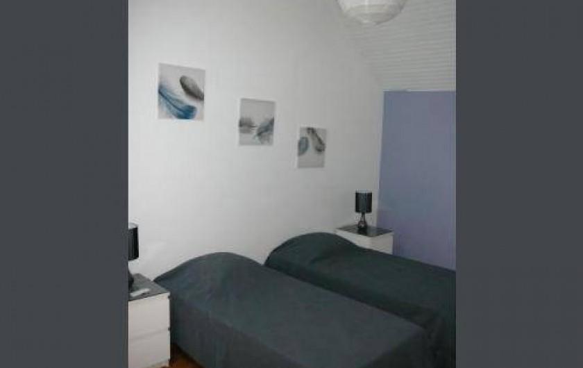 Location de vacances - Gîte à Saint-Pol-de-Léon - Chambre 2