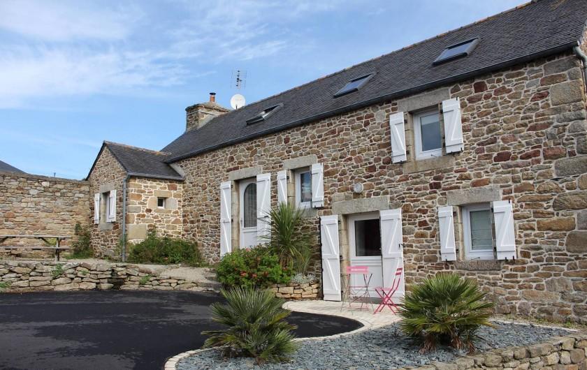 Location de vacances - Gîte à Saint-Pol-de-Léon - Gîte Izella