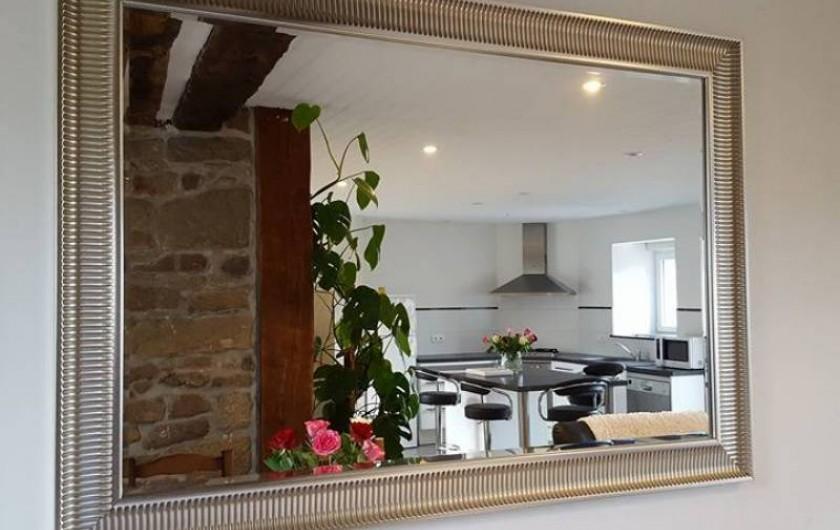 Location de vacances - Gîte à Saint-Pol-de-Léon - Cuisine ouverte