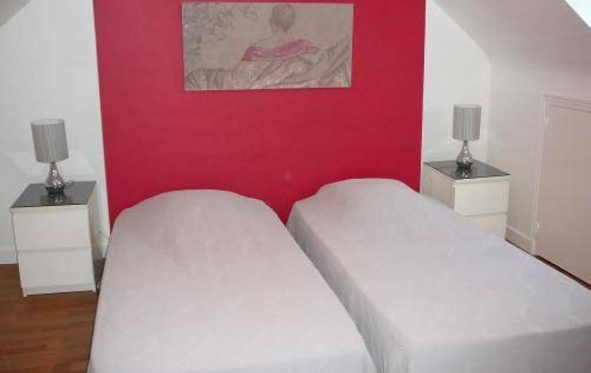 Location de vacances - Gîte à Saint-Pol-de-Léon - Chambre 3