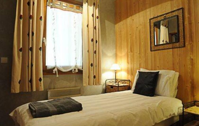 Location de vacances - Appartement à Vaujany - Chambre 2