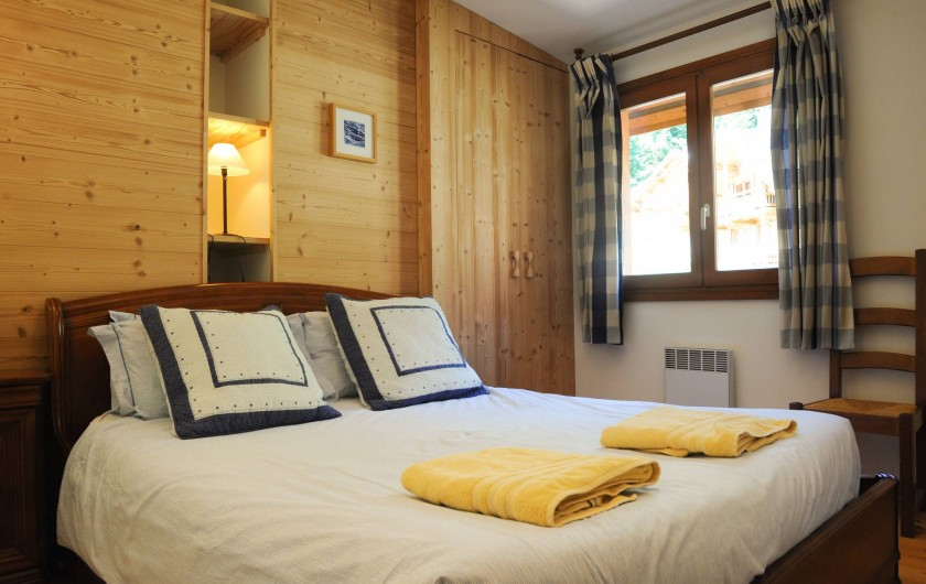 Location de vacances - Appartement à Vaujany - Chambre 1