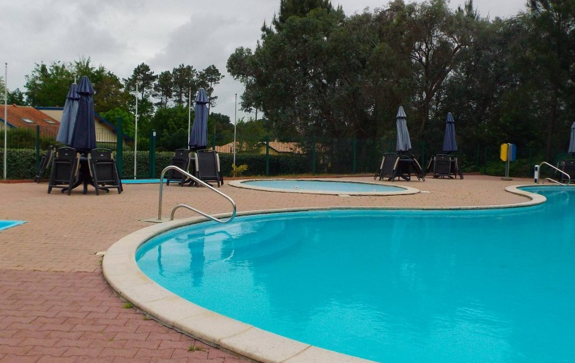 Location de vacances - Villa à Saint-Julien-en-Born
