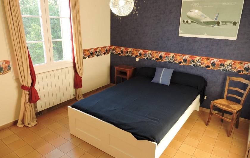 Location de vacances - Chalet à Monteux - CHAMBRE2