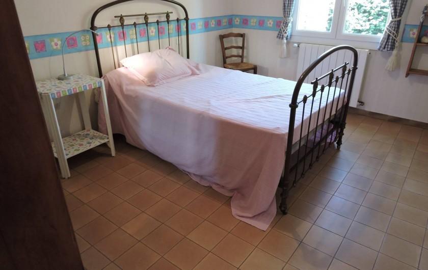 Location de vacances - Chalet à Monteux - CHAMBRE 3
