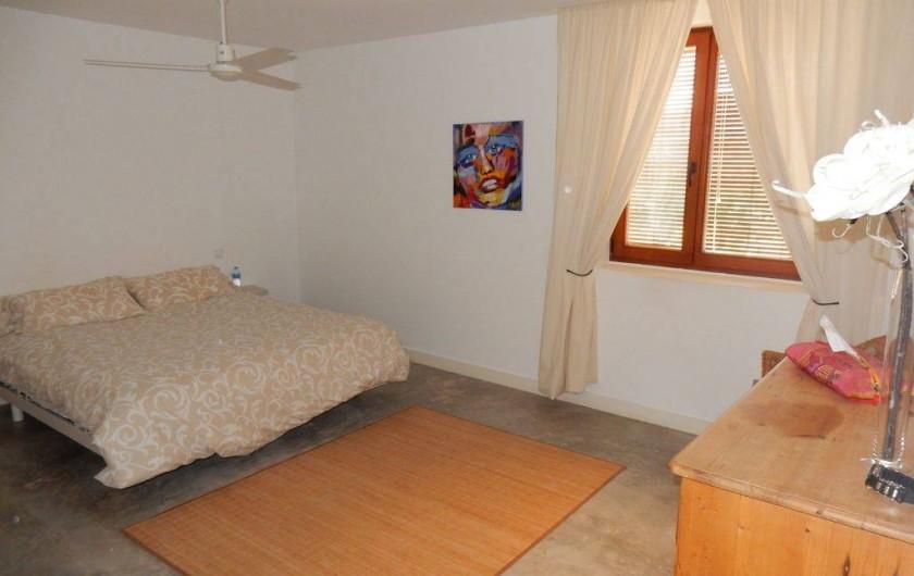 Location de vacances - Villa à Busot - Chambre parentale