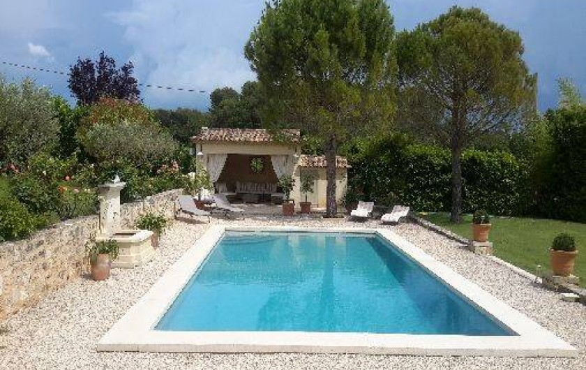 G te saint cannat dans les bouches du rh ne en provence for Astral piscine st cannat
