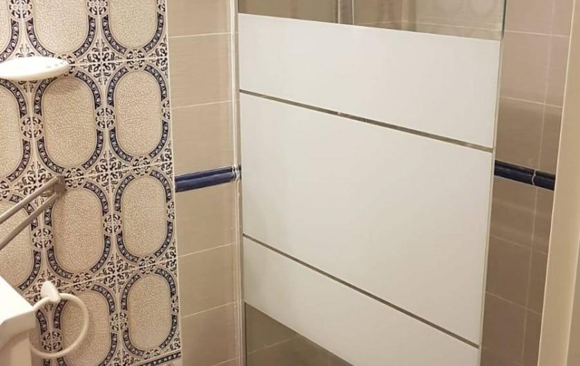 Location de vacances - Appartement à Peníscola - Salle de bain