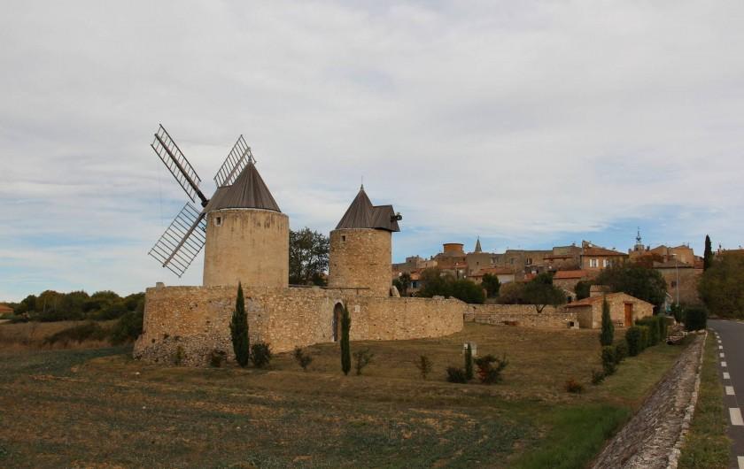 Location de vacances - Gîte à Régusse - Village de régusse