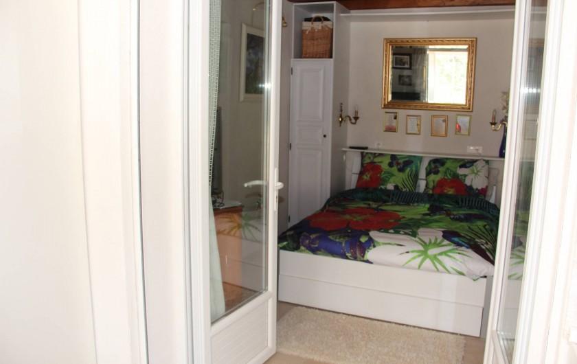 Location de vacances - Gîte à Régusse - Chambre studio 40m2