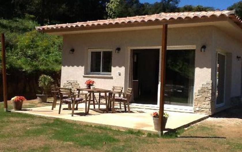 Location de vacances - Villa à Casaglione