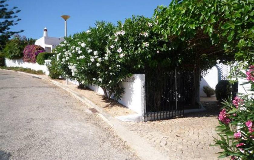 Location de vacances - Chalet à Luz - Entrée parking privatif