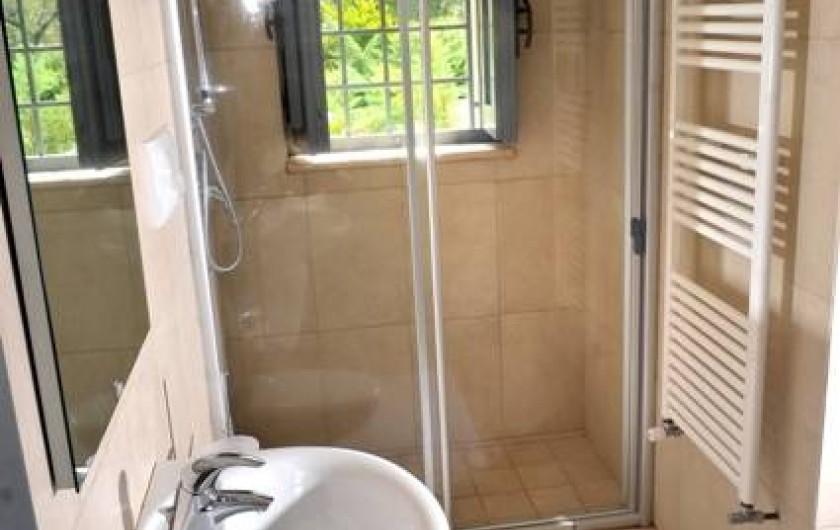 Location de vacances - Villa à Ceglie Messapica - Salle de douche