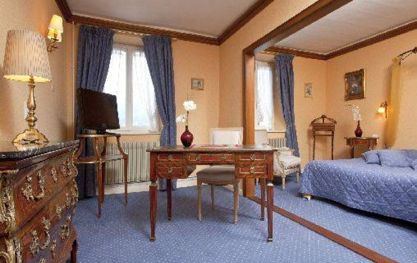 Location de vacances - Hôtel - Auberge à Wangenbourg-Engenthal