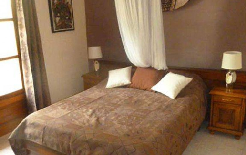 Location de vacances - Villa à Saly - Chambre 2