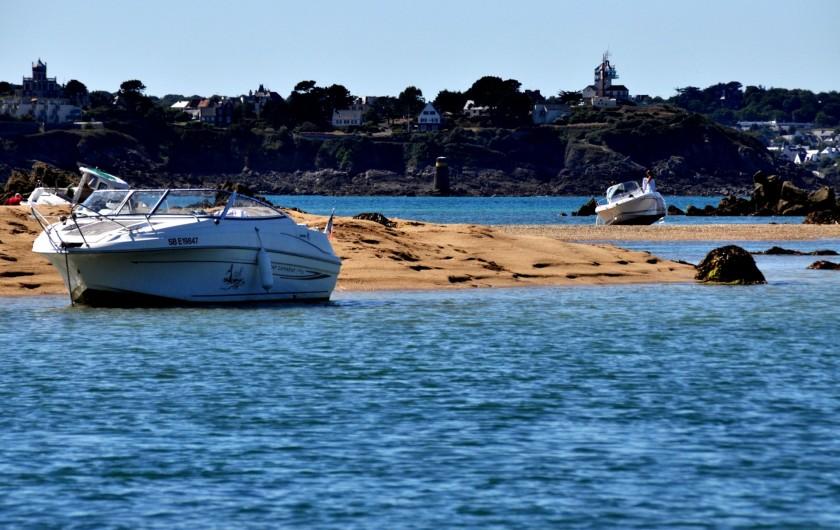 Location de vacances - Appartement à Binic - Baie de St-Brieuc, l'Ile de Bréhat, le littoral de la Côte du Goélo
