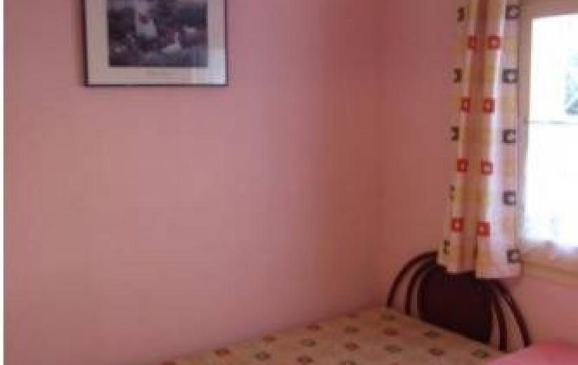 Location de vacances - Appartement à Platja d'Aro - Chambre des enfants